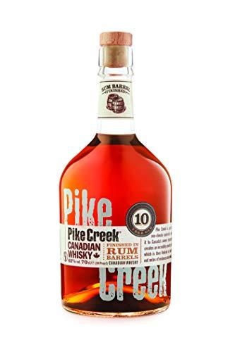 Whisky canadiense PIKE CREEK 0.7 l