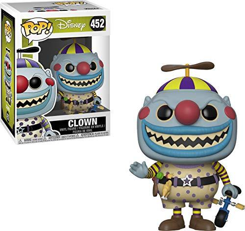 Funko POP - Disney Pesadilla antes de Navidad: Clown