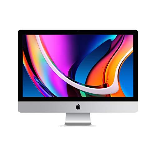 2020 Apple iMac Pantalla Retina 5K (de 27 Pulgadas, 8 GB RAM, 512 GB SSD Almacenamiento)