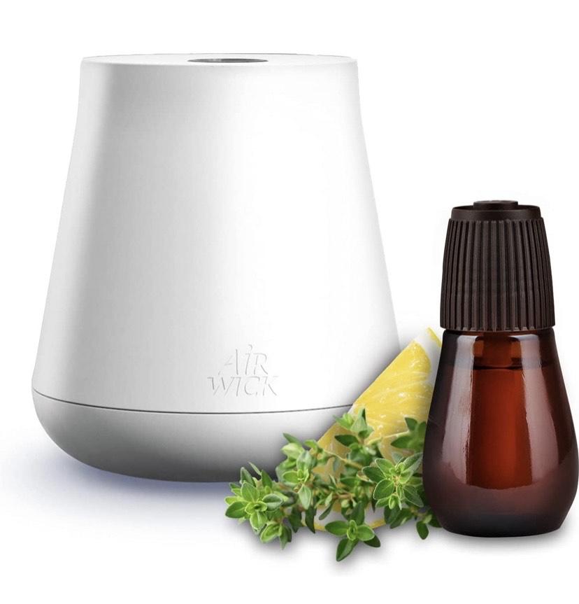 Difusor de aceites esenciales Air Wick Essential Mist + 1 recarga