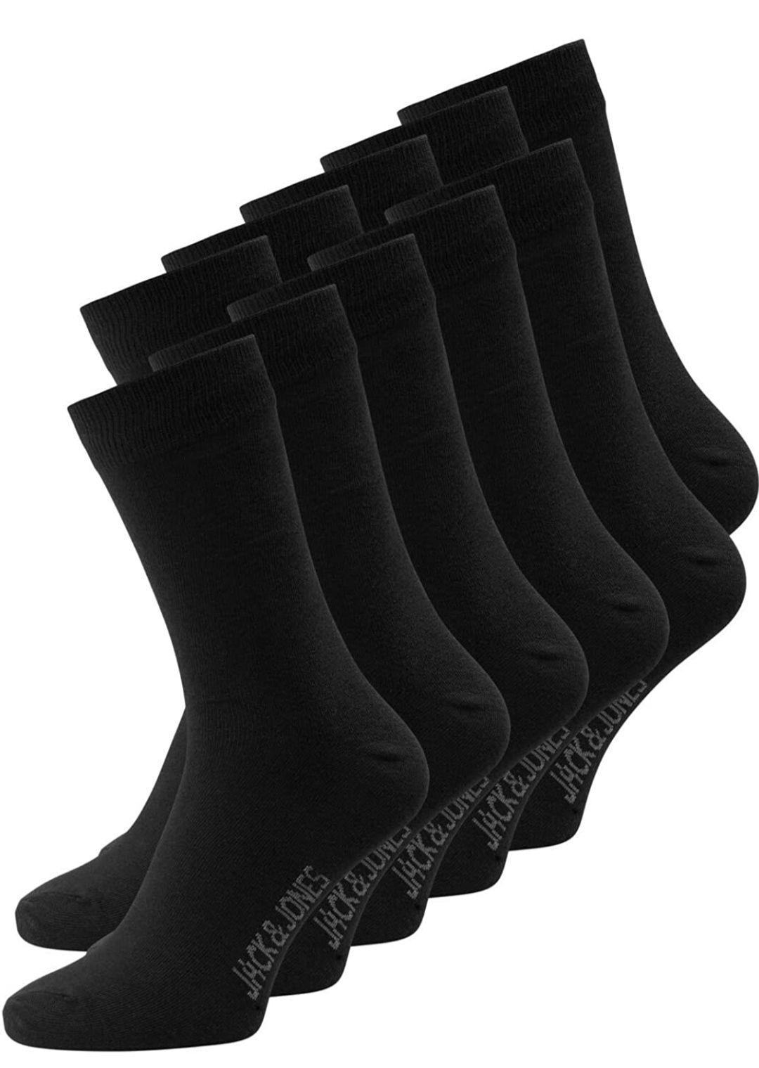 Pack de 10 pares de calcetines Jack & Jones