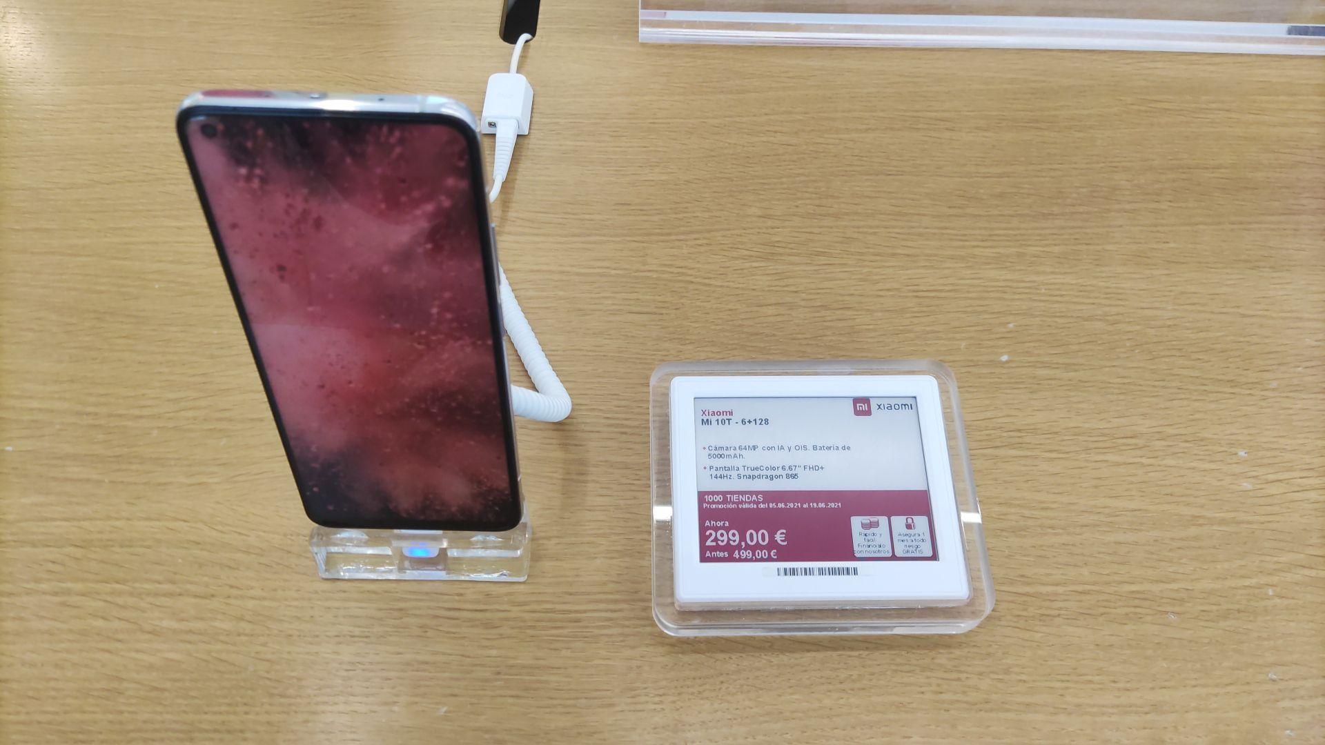 Xiaomi Mi10 T 128gb Oferta en Tienda Oficial Centro Comercial Xanadu Xiaomi