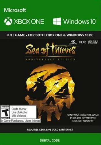 Sea of Thieves: Anniversary Edition (PC/Xbox One) Xbox Key EUROPE