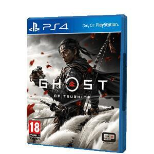 Ghost of Tsushima (PS4, AlCampo Logroño, Pío XII, Cuenca )
