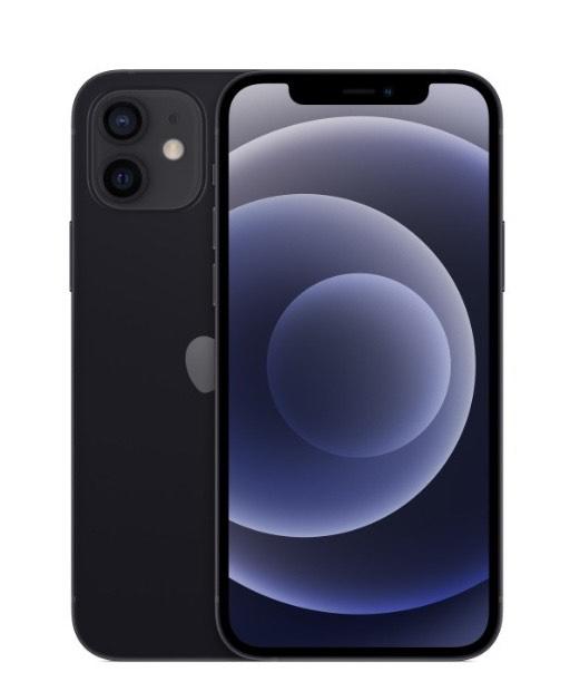 iPhone 12 128GB negro a precio de escándalo