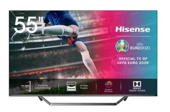 "HISENSE TV LED 55"" Hisense 55U7QF UHD 4K - CANARIAS"