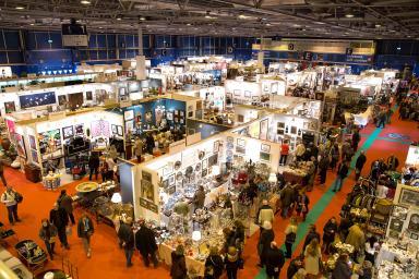 Feria de Antigüedades, Arte y Coleccionismo ANTIK PASSION Hasta el 20Junio