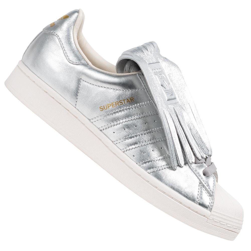 Adidas Originals Superstar Fringe Sneakers FW8159