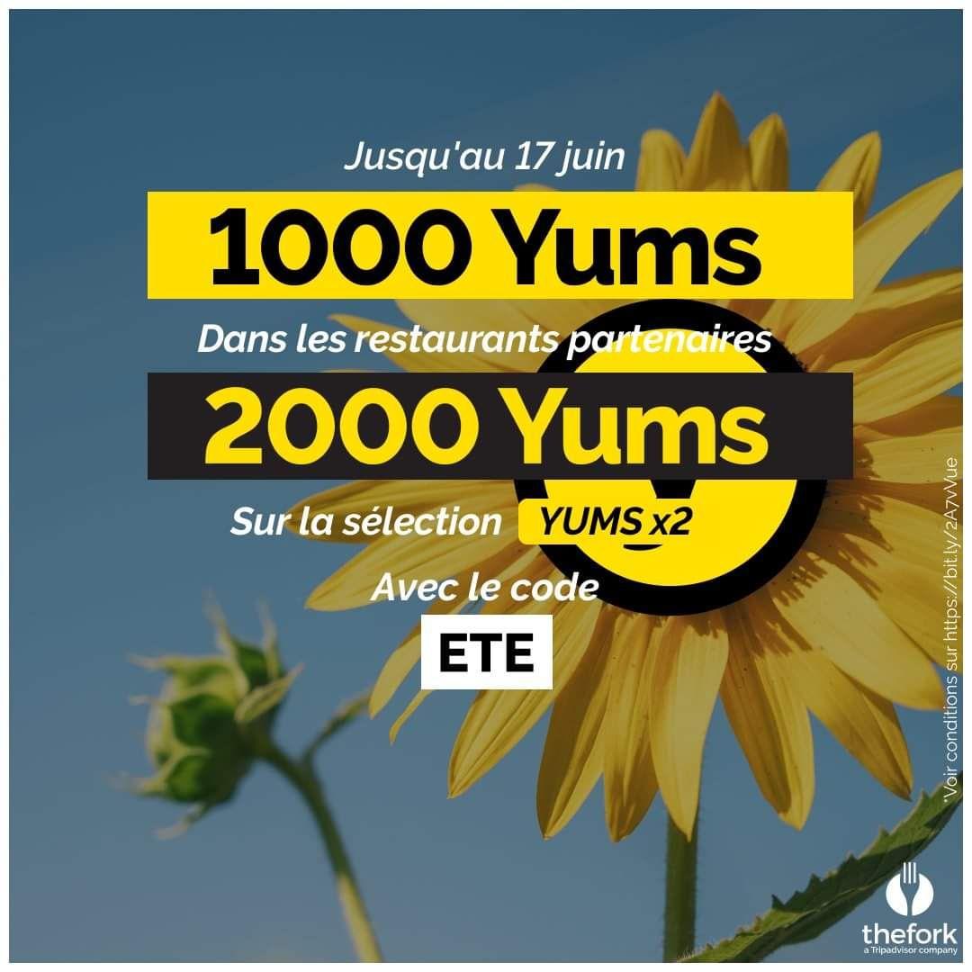 1000/2000 en ElTenedor (The Fork)