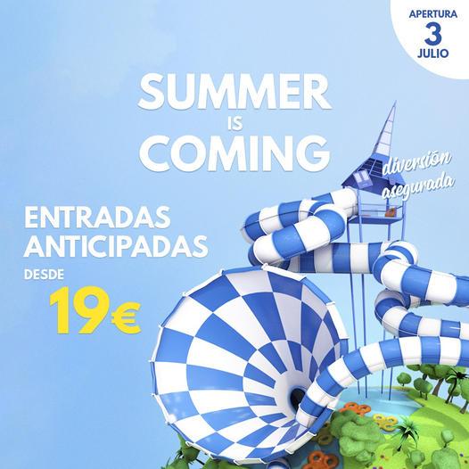 Aqualandia Benidorm: entradas anticipadas (adulto 23€, junior/senior 19€)