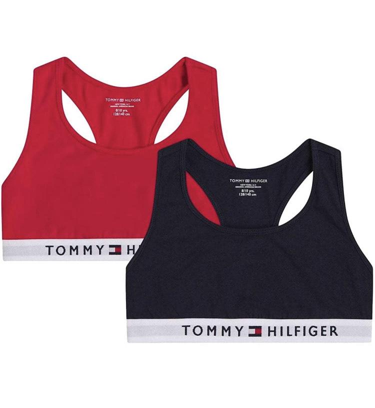 2 Top niña Tommy Hilfiger Talla 8-10 años