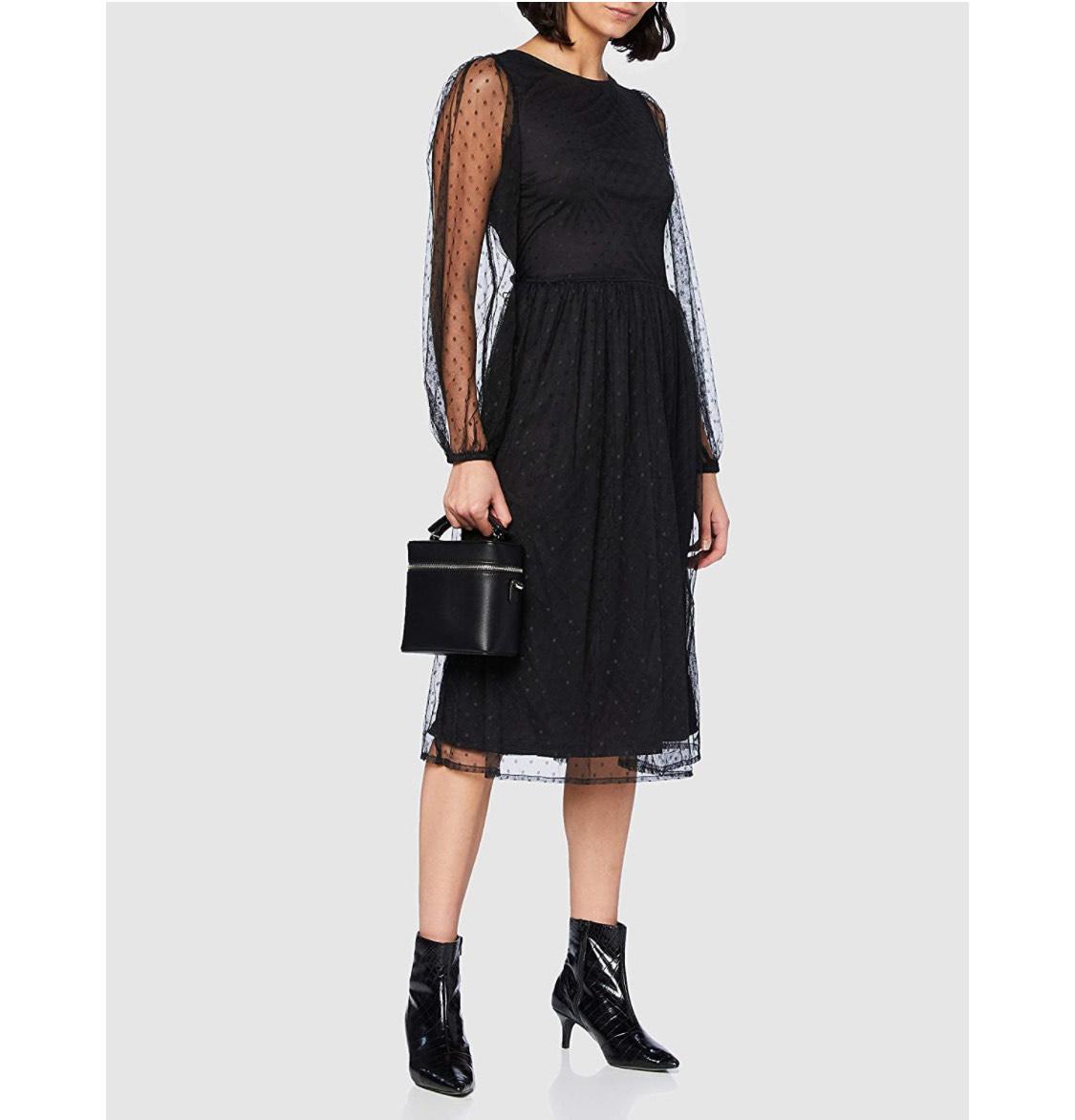Vestido de fiesta mujer talla M (todas las tallas disponibles con otros precios y stocks)