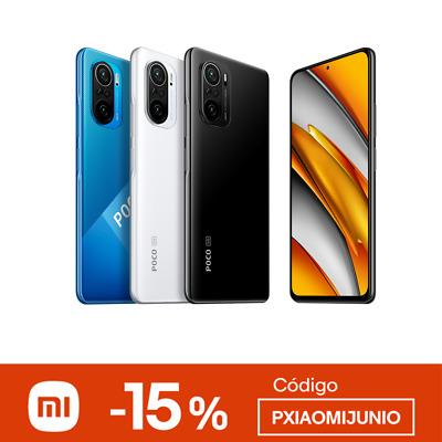 Xiaomi POCO F3 5G 6GB/128GB por 271 € // 8GB/256GB por 309 € - Desde España