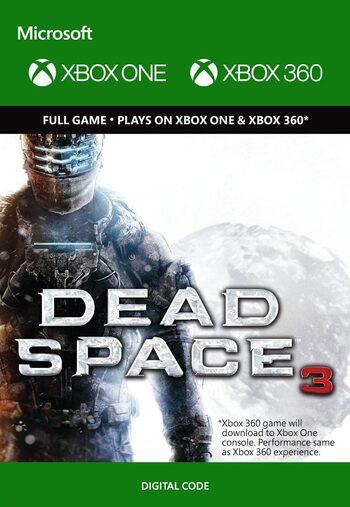Dead Space 3 XBOX LIVE Key GLOBAL