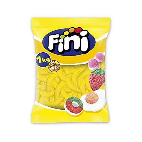 Fini - Plátanos gominola, 1 Kg