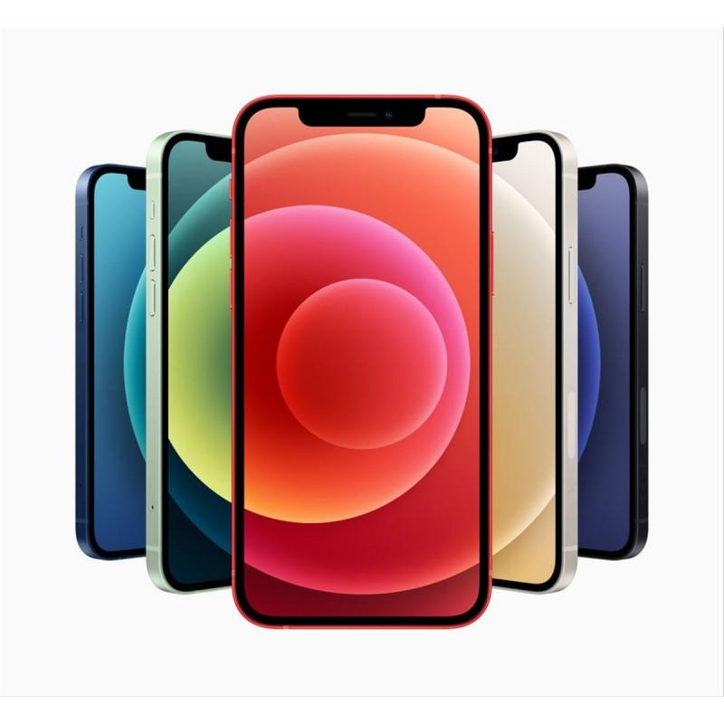 Apple iPhone 12 64GB (Reaco Grado A++) + Cargador Belkin 10W