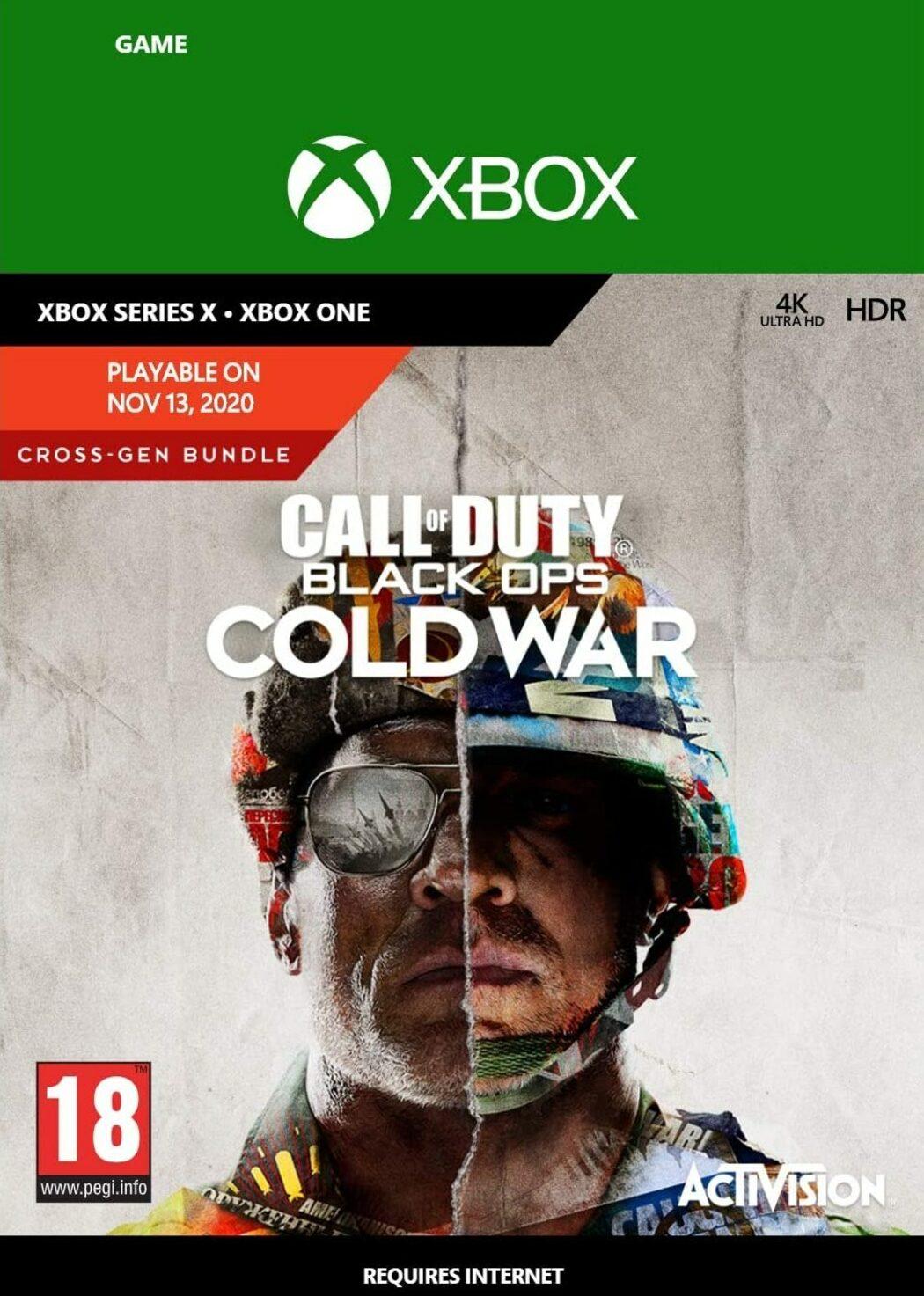 Call of Duty®: Black Ops Cold War para XBOX ONE / SERIES X/S ENEBA Descarga digital