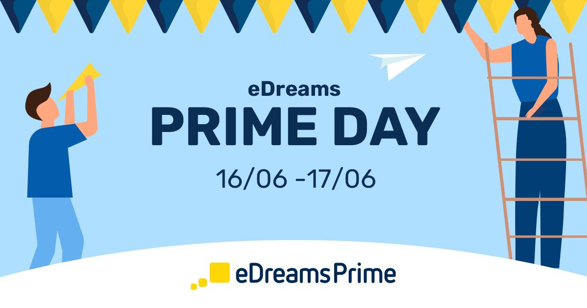 eDreams Prime Day!