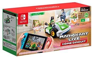 Mario Kart Live: Home Circuit (Luigi) 4,7 de 5 estrellas (1.970)