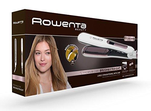 Plancha de pelo Rowenta Premium Care SF7510F0
