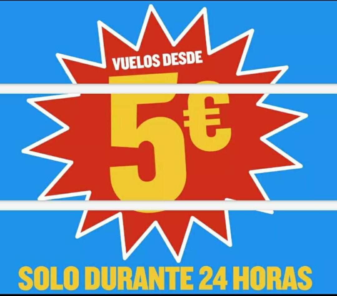 Sigue activo!! Vuelos Ryanair entre JULIO y OCTUBRE desde 5€