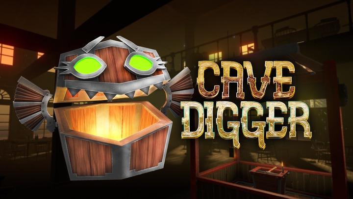 Cave Digger para Oculus