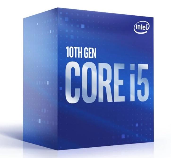 Intel Core I5 10600KF 410 GHz