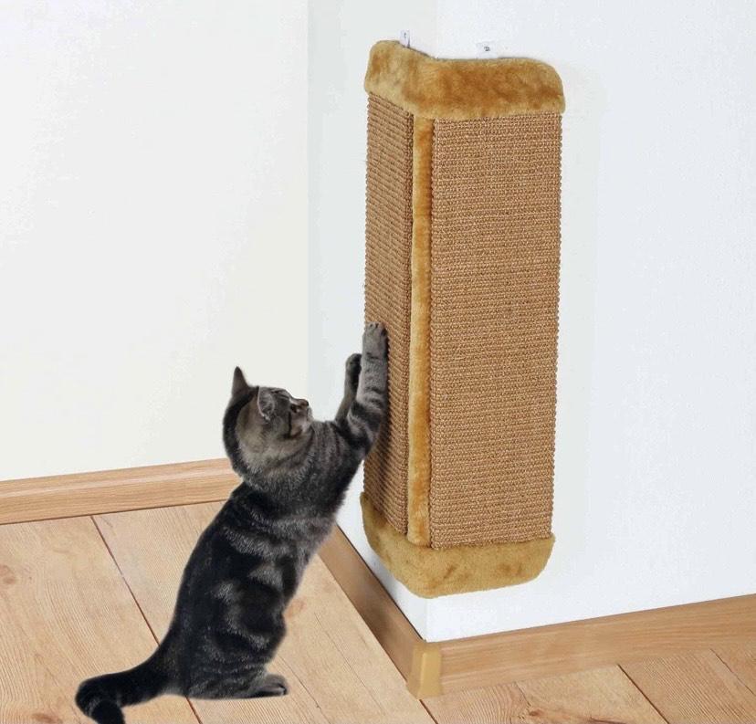 Trixie Tabla Rascadora para Esquinas, 32x60 cm,