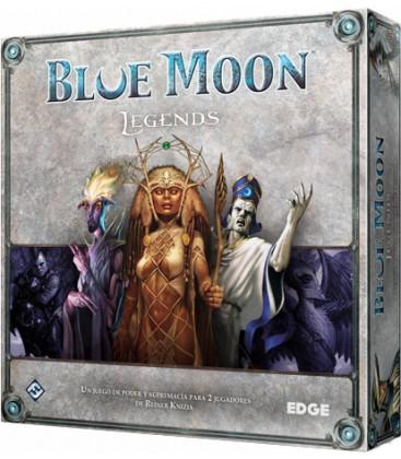 Blue Moon Legends - Juego de Mesa