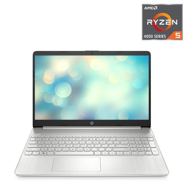 """Portátil HP 15,6"""" AMD Ryzen5 4500U, 12GB, 512GB SSD, FreeDOS"""