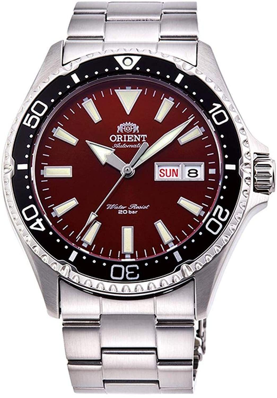 Orient Kamasu Diver Rojo WR-20BAR
