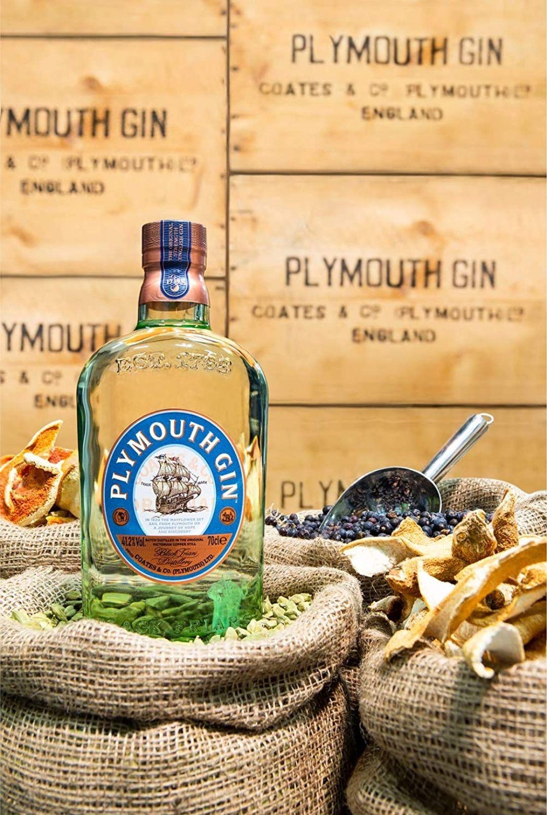 Plymouth , ginebra de gran calidad