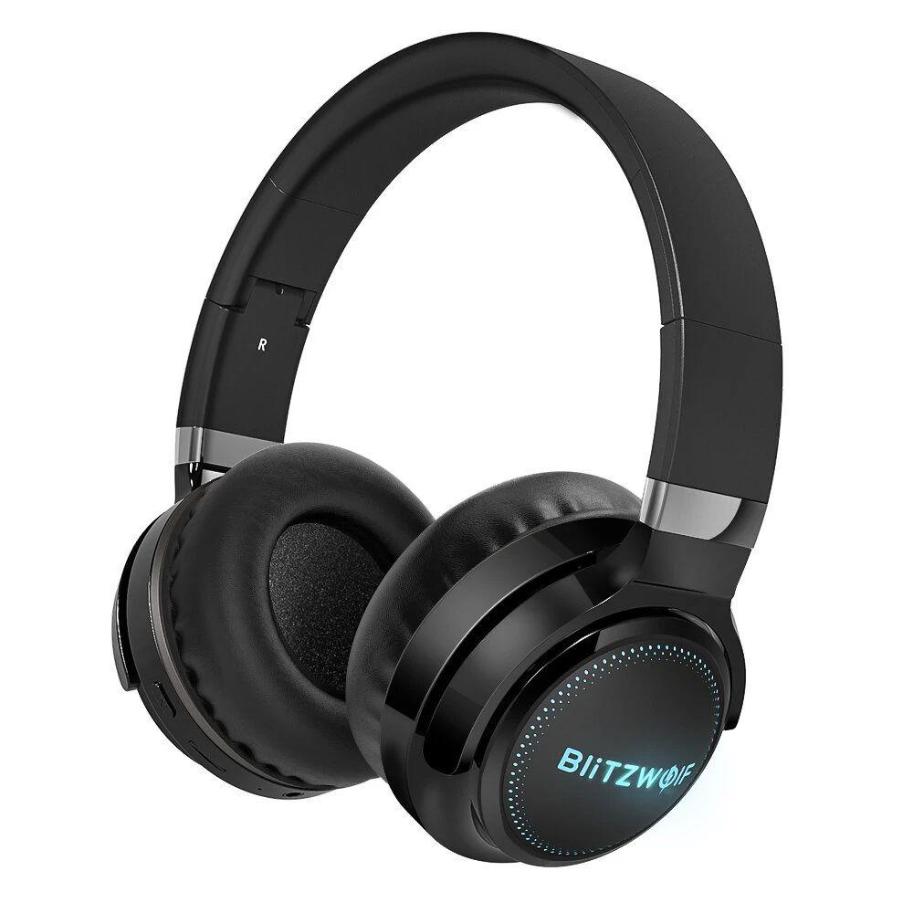 BlitzWolf® BW-HP0 Pro Auriculares inalámbricos