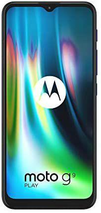 Motorola Moto G9 Play - Pantalla HD+ de 6.5 (4/64GB)