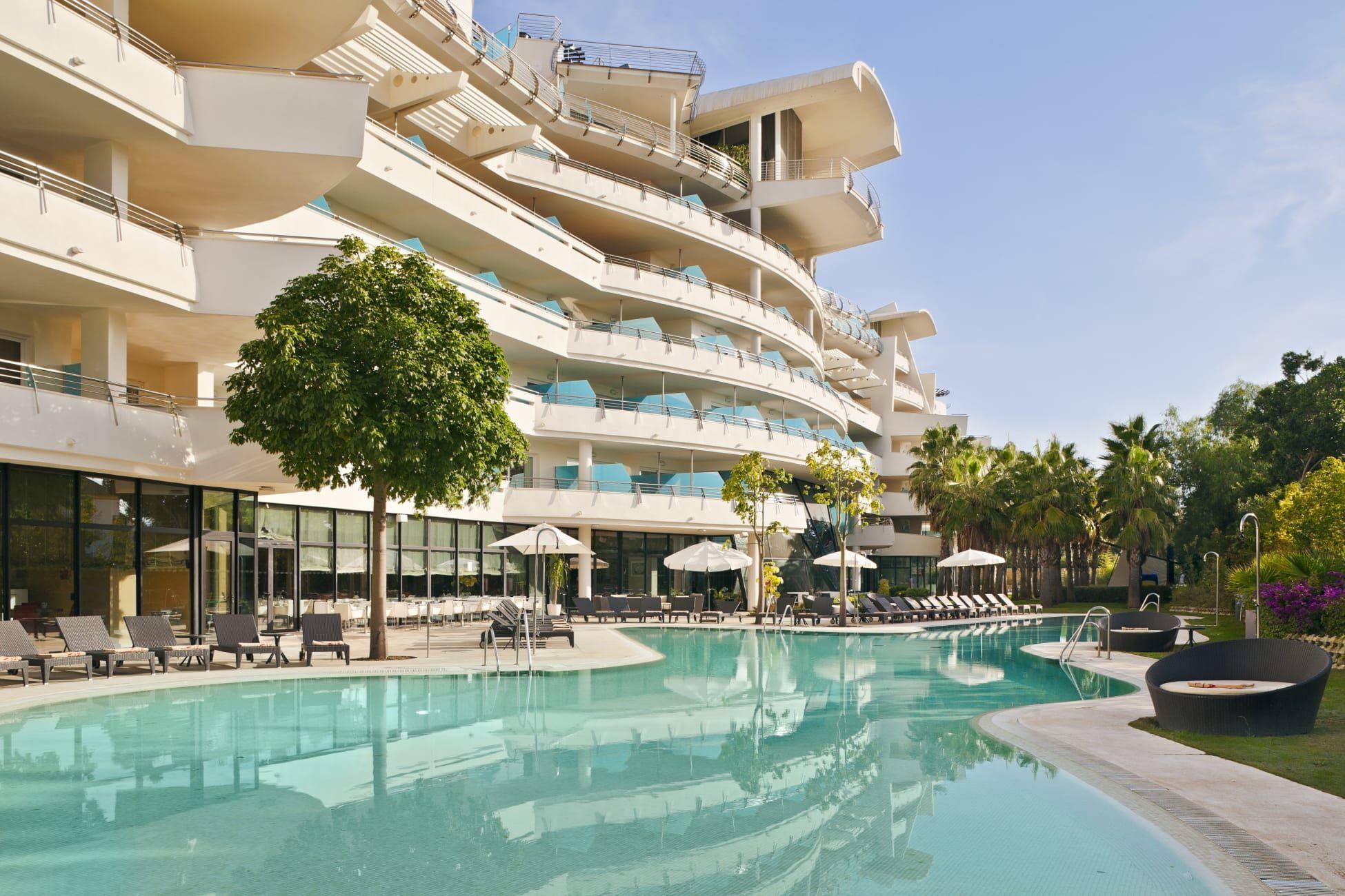 Chollo! Hotel 5 estrellas en costa del sol 33€/noche con desayuno