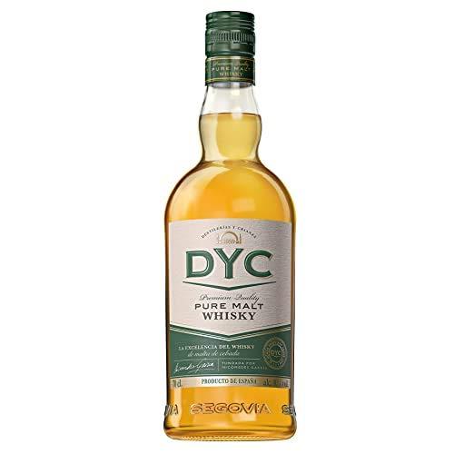 Whisky Dyc Pure Malt estuchado de 700 ml