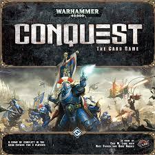 Primer fascículo Warhammer 40K Conquest
