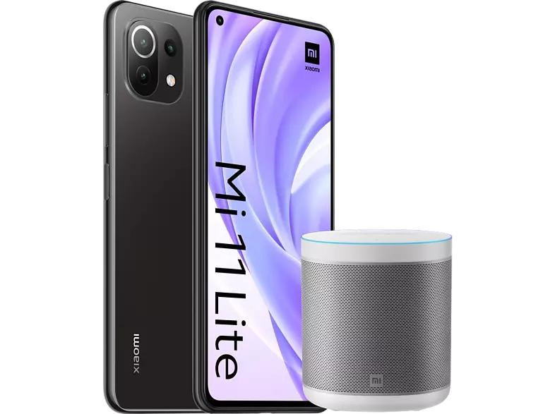 Xiaomi Mi 11 lite 6/128gb Negro + altavoz