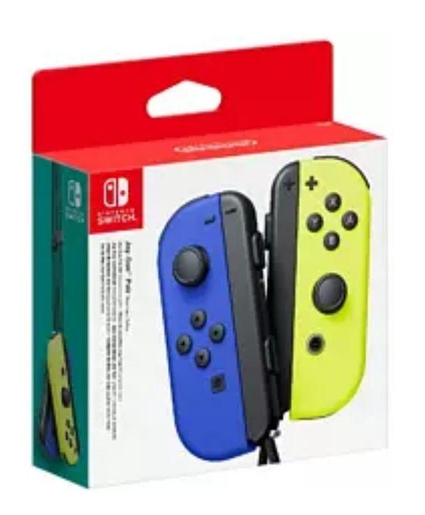 Joy-Con Set, Nintendo Switch. También en Amazon