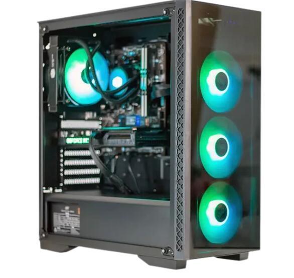 PC Gaming Ryzen 5/16GB RAM/250GB SSD/1TB HDD/RTX 3060