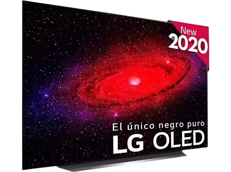 """Smart TV OLED 55"""" - LG OLED55CX5LB 4K por 889€ / OLED55BX6LB por 833€"""