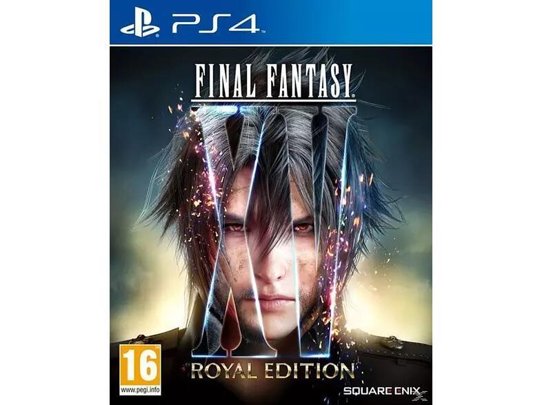 PS4 Final Fantasy XV, Royal Edition