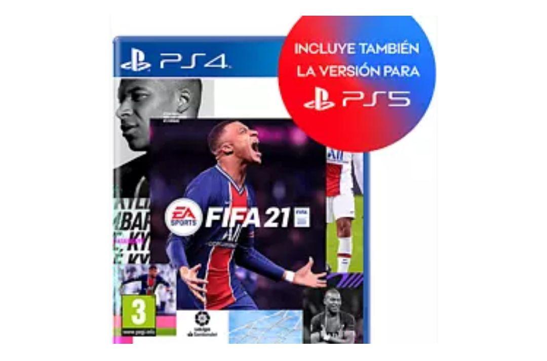 FIFA 21 para PS4 (incluye versión PS5)