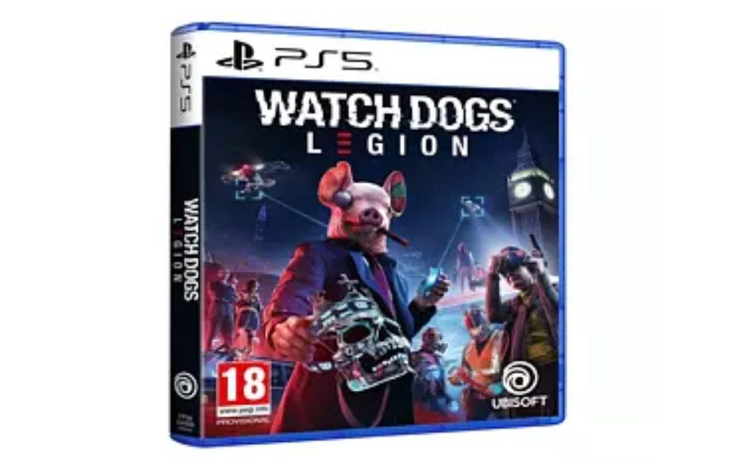 PS5 Watch Dogs: Legion