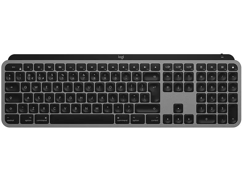 Teclado Bluetooth Logitech MX Keys (Versión para Mac, iPad)