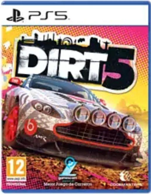 Dirt 5 PS5 27,19€ en MM