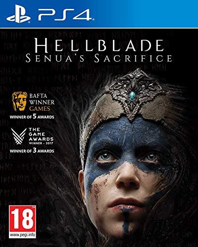 Hellblade Senua's Sacrifice PS4 (Amazon)
