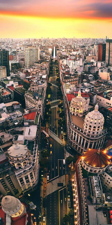 Vuelos ida y vuelta a Buenos Aires desde 436€ para Noviembre