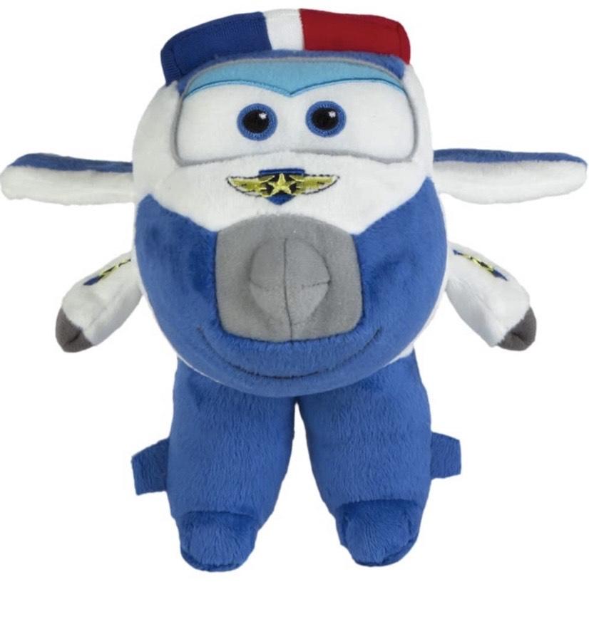 Peluche Super Wings Paul