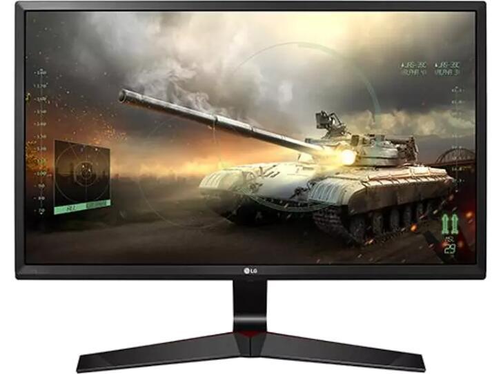 "Monitor LG 27MP59G, 27"", Full HD, IPS, Negro"